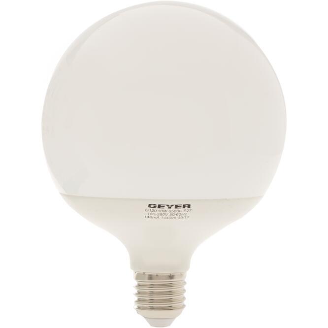 Λάμπα LED Γλόμπος G120 18W E27 6500K 1440lm LGNDE2718S