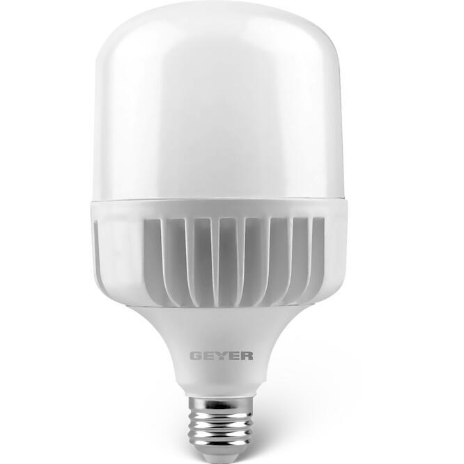 Λάμπα LED High Power Economy 80W E27 4000K 7200lm IP44 με αντάπτορα Ε40 LHPC2780SA