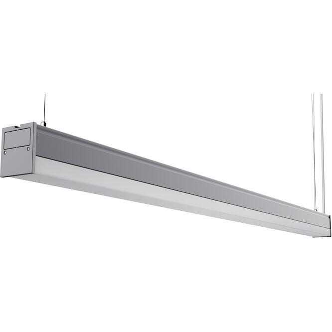 Φωτιστικό LED Line 30W 4000K 3900lm 1.2m γκρί LLUT-1.2CD