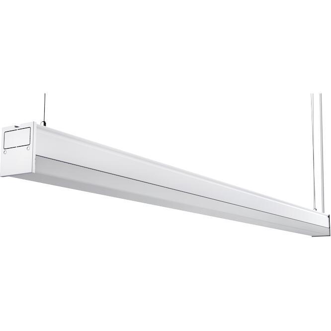 Φωτιστικό LED Line 30W 3000K 3750lm 1.2m λευκό LLUT-1.2WDW