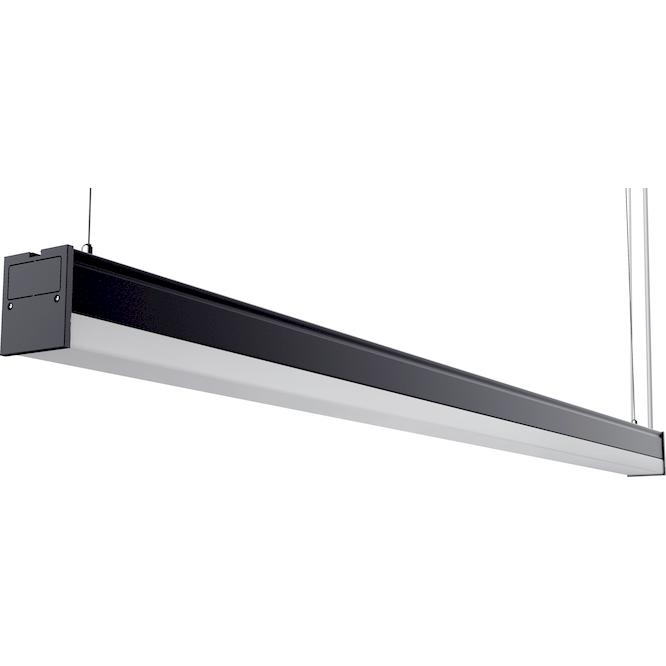 Φωτιστικό LED Line 50W 4000K 6500lm 1.5m μαύρο LLUT-1.5CDB