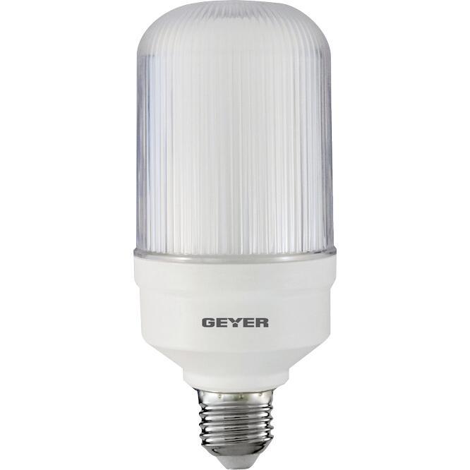 Λάμπα LED Tubular 15W E27 6500K 1600lm Pf>0.9 IP65 LTUD