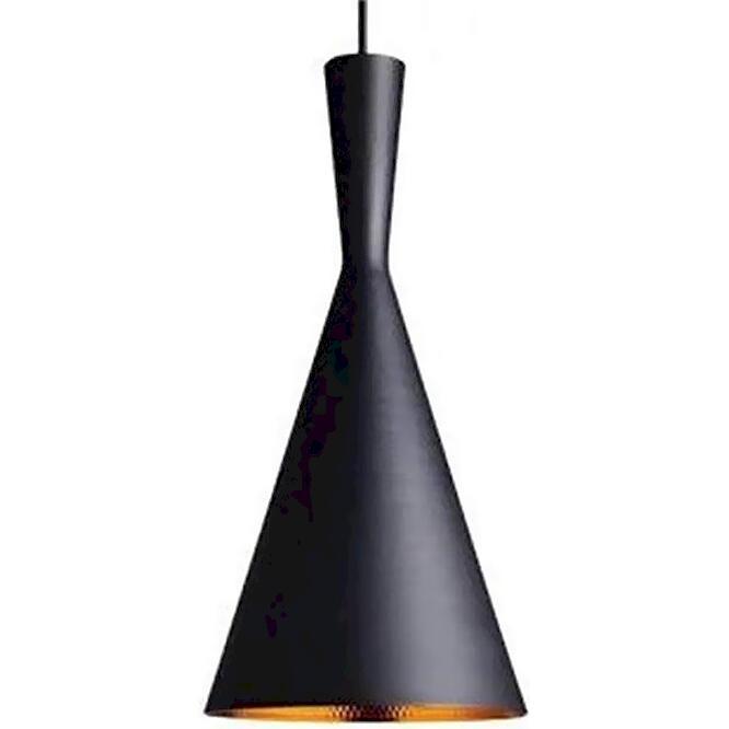 Φωτιστικό Iron E27 170x360 καλώδιο 2.5m μαύρο PBP1725E27