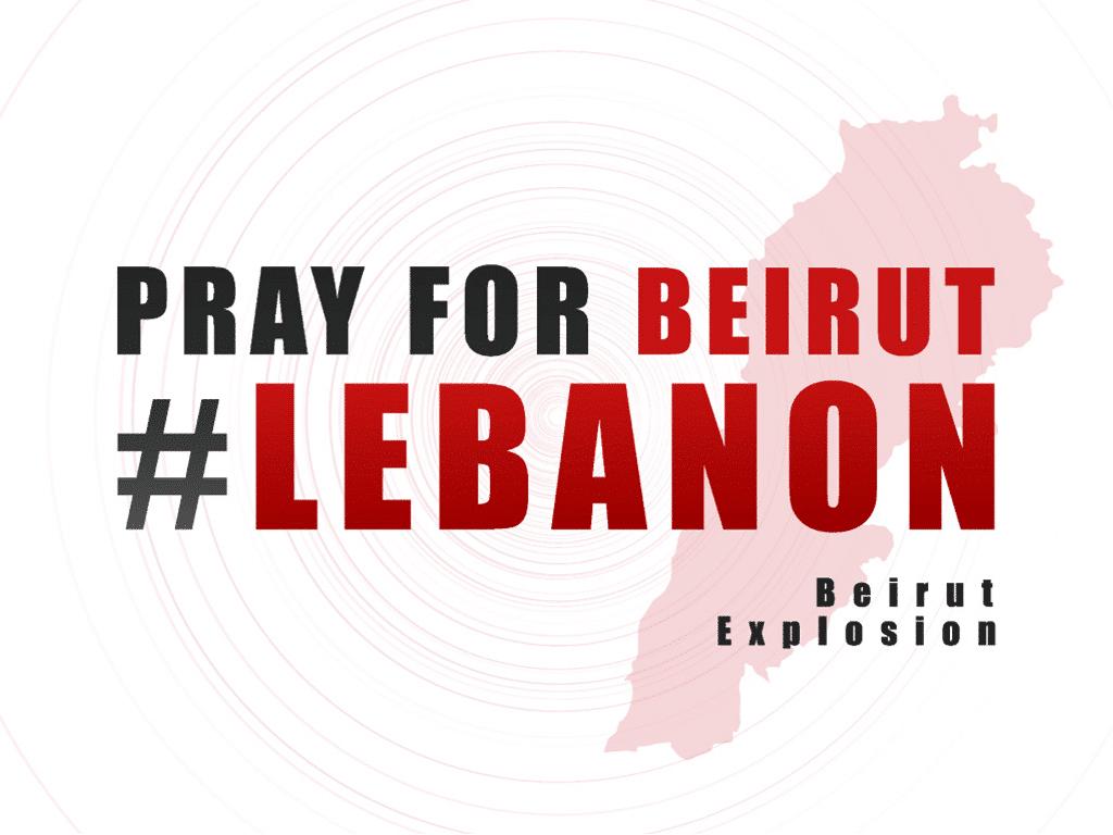 Ανθρωπιστική βοήθεια στους πληγέντες του Λιβάνου από τη GEYER Hellas