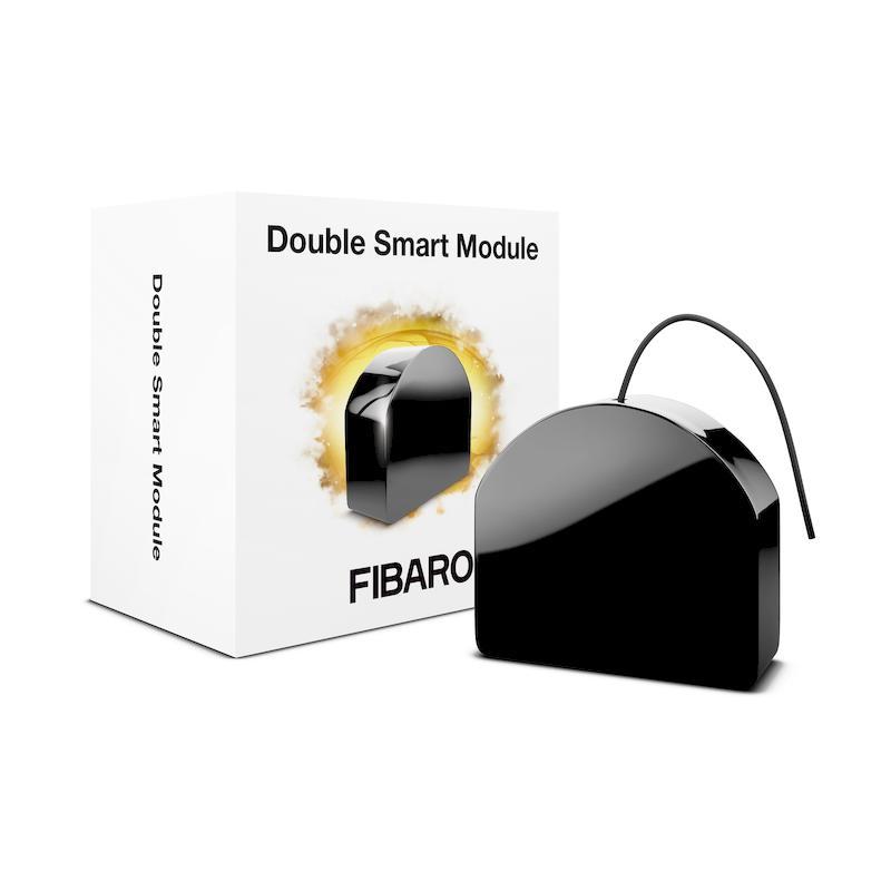 FIBARO Double Smart Module (Z-Wave)